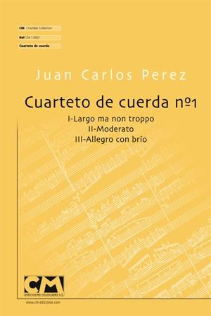 Cuarteto de cuerda nº1