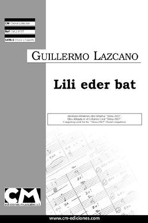 Lili eder bat
