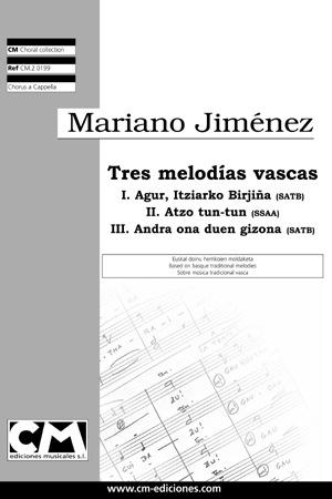Tres Melodias Vascas
