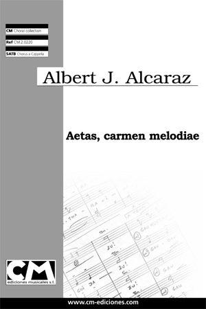 Aetas, carmen melodiae