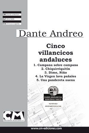 Cinco villancicos andaluces