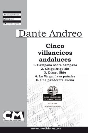 Cinco villancicos andaluces