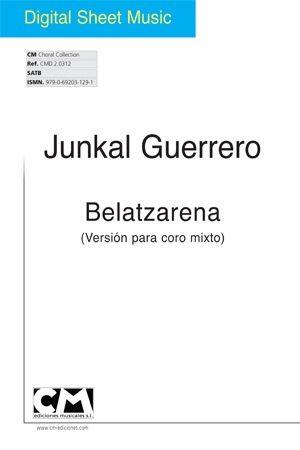 Belatzarena (V.SATB)