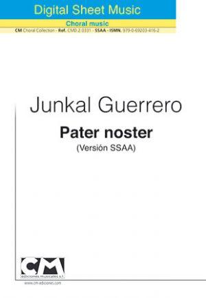 Pater noster (V.SSAA)
