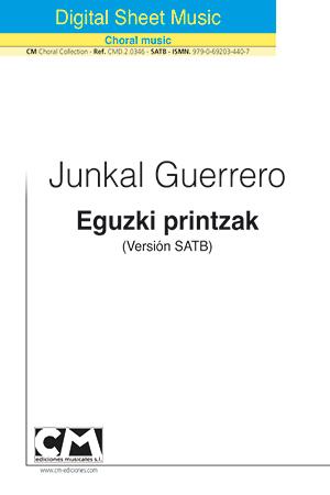 Eguzki printzak (V.SATB)