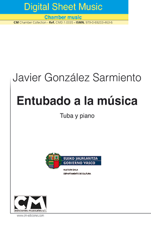 Entubado a la música