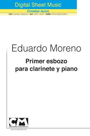Primer esbozo para clarinete y piano