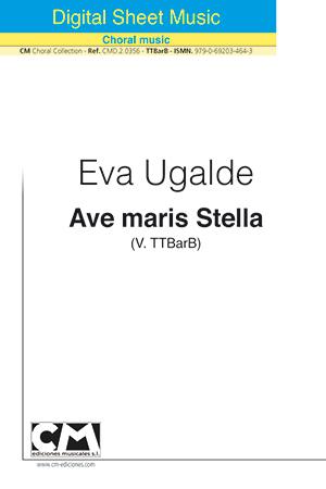 Ave Maris Stella (TTBB)