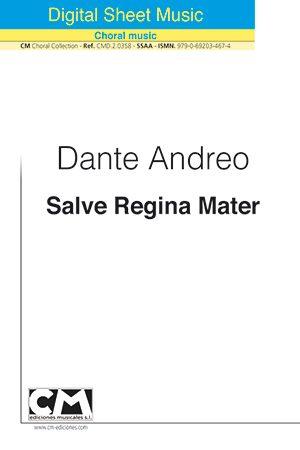 Salve Regina Mater