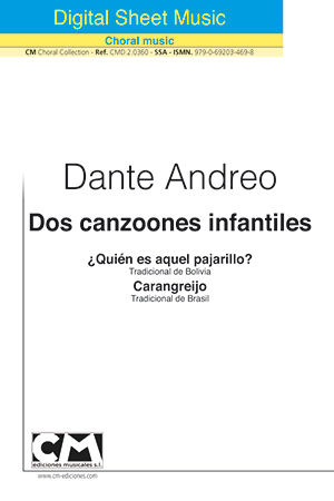 Dos canzoones infantiles