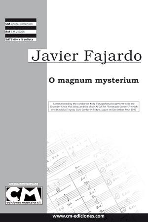 O magnum misterium